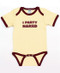 Urban Smalls I Party Naked Infant Bodysuit