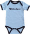 Urban Smalls Chicks Dig Me Infant Bodysuit