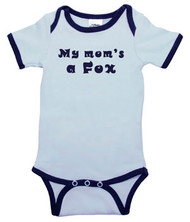 Urban Smalls My Mom's A Fox Infant Bodysuit