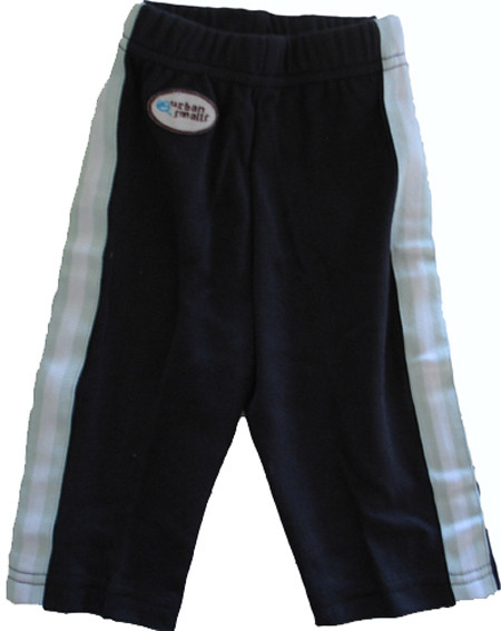Copy of Urban Smalls Blue Infant Track Pants