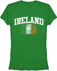 Ireland Soccer Juniors T-Shirt