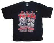 New England Patriots Most Valuable Team Super Bowl 36 Champs Tee Shirt