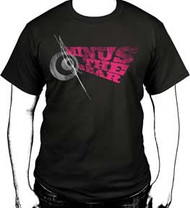 Minus The Bear Target Mens Tee Shirt