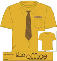 The Office Dwight Work Shirt Mens T Shirt