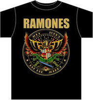Ramones Steal Mens Tee Shirt