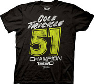 Days of Thunder Coe Trickle 51 Tee Shirt