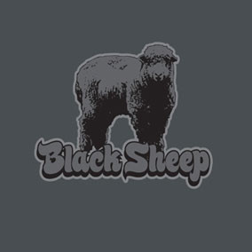Black Sheep Mens Tee Shirt