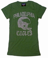 Junk Food NFL Philadelphia Eagles Womens Tee Shirt