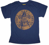 Boy Scout Seal Kids T-Shirt by Junk Food Clothing