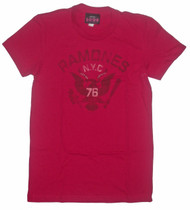 The Ramones Magenta Juniors T-Shirt