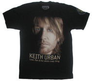 Keith Urban World Tour Mens T-Shirt