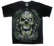 Original Gangster Skull Men T-Shirt