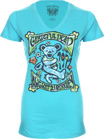 GRATEFUL DEAD BERKLEY JUNIORS TEE SHIRT