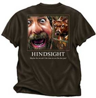 REDNECK HINDSIGHT MENS TEE SHIRT