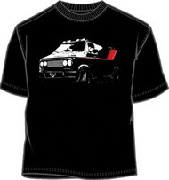 THE A-TEAM VANAGE MENS LIGHTWEIGHT TEE SHIRT