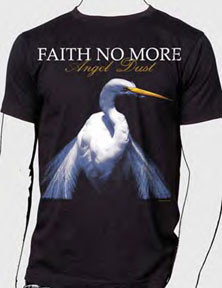 Faith No More Angel Dust Mens Tee Shirt