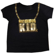 Notorious K.I.D. Vintage Style Kids Tee Shirt