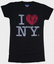 I Love NY T-Shirt by Junk Food Clothing