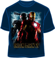 IRON MAN WAR IRON MEDIA MENS TEE SHIRT