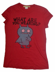 What Are You Wearing Juniors T-Shirt