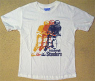 Pittsburgh Steelers Youth Tee Shirt by Junk Food Clothing