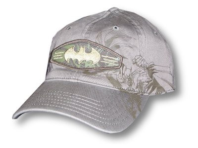 Batman Flying Side Cap