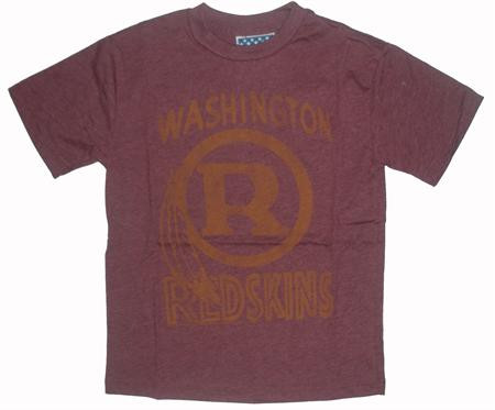 Washington Redskins Boys T-Shirt by Junk Food Clothing