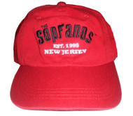 The Sopranos Est. 1999 New Jersey Hat