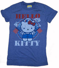 Hello Kitty Race Tween T-Shirt by Junk Food Clothing
