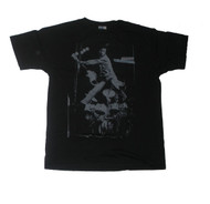Mens The Who T-Shirt in Black Wash by Junk Food Clothing