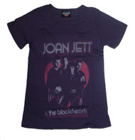 Joan Jett and the Blackhearts Womens T-Shirt by Junk Food Clothing