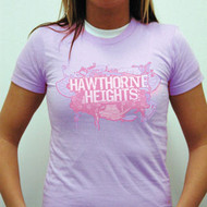Hawthorne Heights Mess Girly Tee