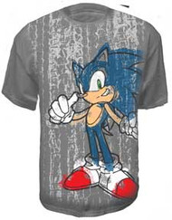 SONIC THE HEDGEHOG SONIC MENS TEE SHIRT