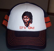 Bruce Lee Its On Hat