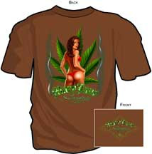 Mary Jane Mens Tee Shirt