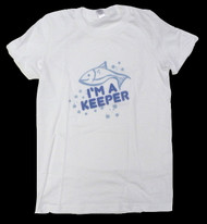 I'm A Keeper Juniors T-Shirt