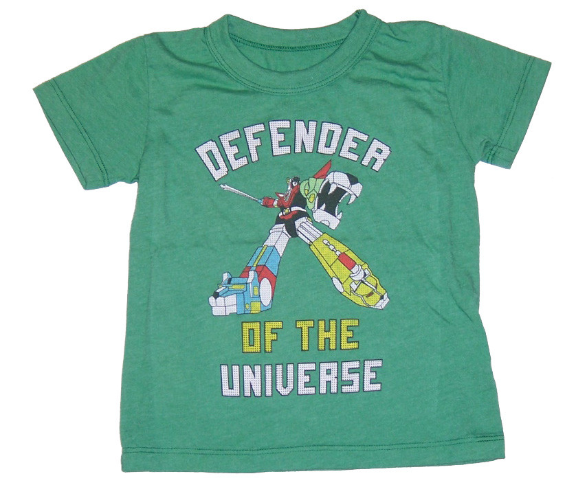 acf58bdd6 Local Celebrity Voltron Defender of the Universe Kids Tee Shirt | Cool Kids  T-Shirts