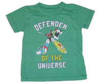 Local Celebrity Voltron Defender of the Universe Kids Tee Shirt