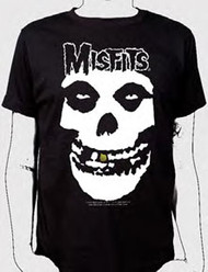 The Misfits Grill Mens Tee Shirt