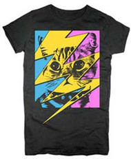 Pet Project Rockcat Vintage Style Juniors T-Shirt