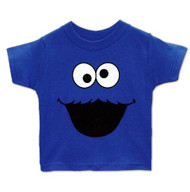 Sesame Street Cookie Monster Infant Tee Shirt