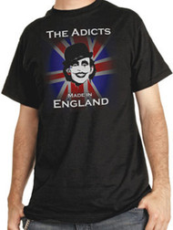 THE ADICTS MADE IN ENGLAND YOUTH TEE SHIRT