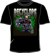 The Office Recyclops Mens Tee Shirt