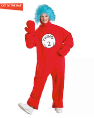 Adult Thing 2 Costume