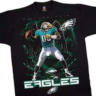 Philadelphia Eagles Quarterback Mens T-Shirt