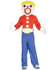 Adult Mr Bill Costume