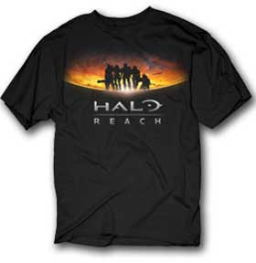 HALO Reach Cover Art Mens T Shirt