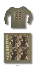 The Smiths Soldier Boy Womens Long Sleeve Thermal Shirt