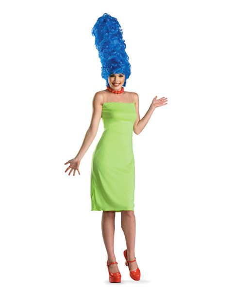 Marge Simpson Womens Costume