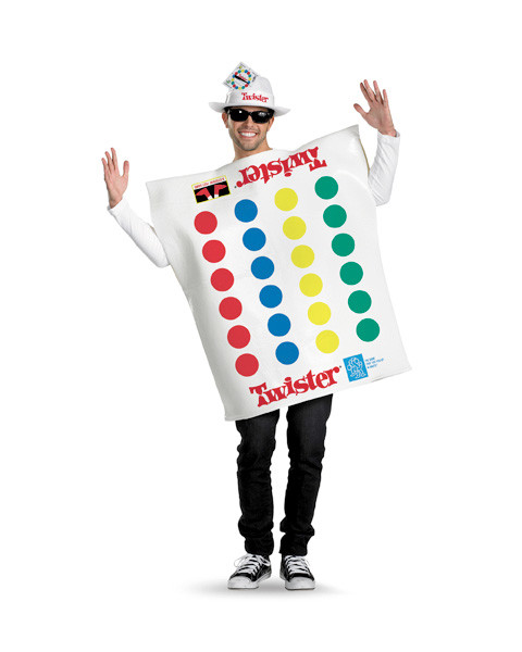 Mens Twister Costume